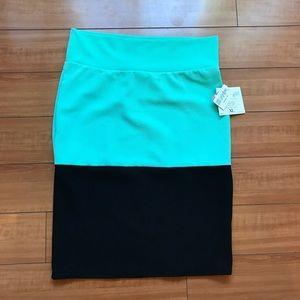 NWT LuLaRoe Cassie Skirt XL
